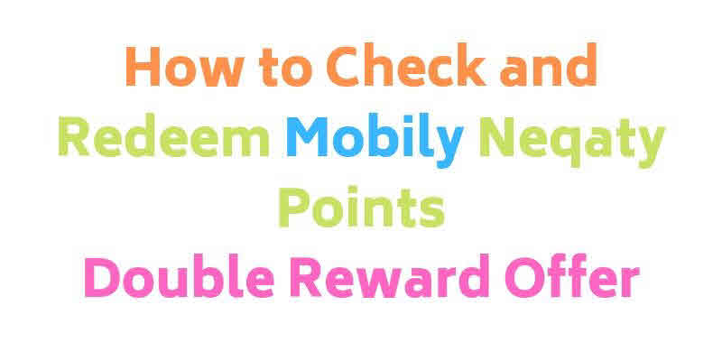 Neqaty Points Mobile Lines Support Portal